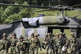 Resultado de imagen para amazonia tropas de eeuu